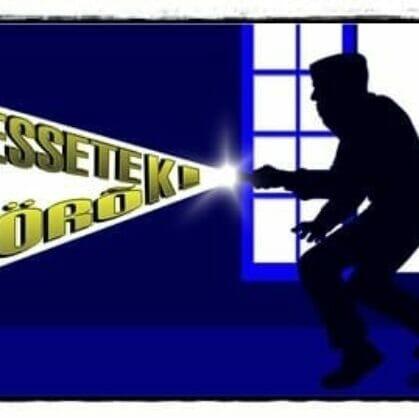 előnézet a szabadulószoba Reszkessetek Betörök / Veszprém Balaton