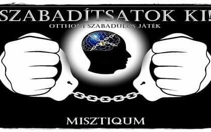 előnézet a szabadulószoba Szabadítsatok ki! / Veszprém Balaton
