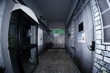 1. ábra a szabadulószoba A MATRIX foglyai Budapest