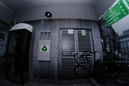 2. ábra a szabadulószoba A MATRIX foglyai Budapest