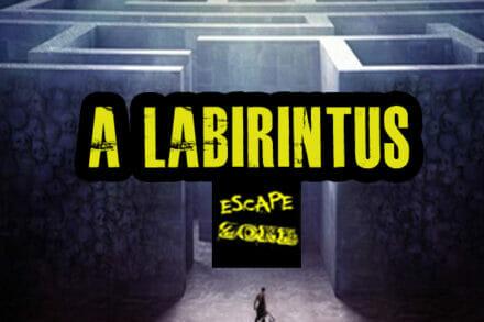 4. ábra a szabadulószoba Labirintus kastély Budapest