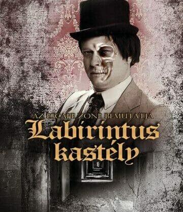 előnézet a szabadulószoba Labirintus kastély Budapest