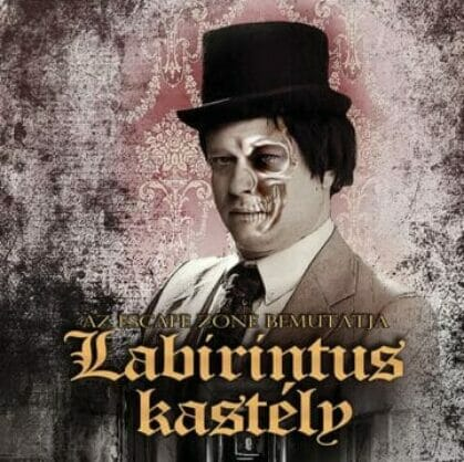 preview for escape room The Labyrinth Budapest