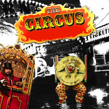 előnézet a szabadulószoba Cirkusz Budapest