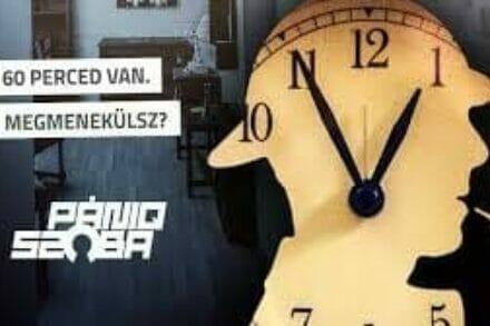 2. ábra a szabadulószoba Sherlock Budapest
