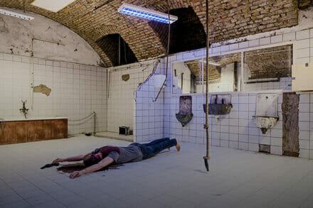 1. ábra a szabadulószoba Fűrész, az igazi Budapest