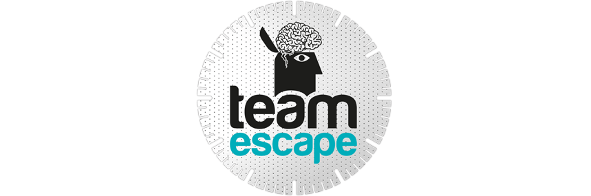Logo: escape rooms Team Escape Budapest