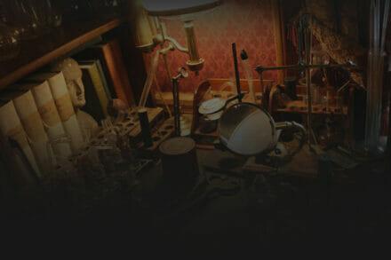 1. ábra a szabadulószoba Sherlock Budapest