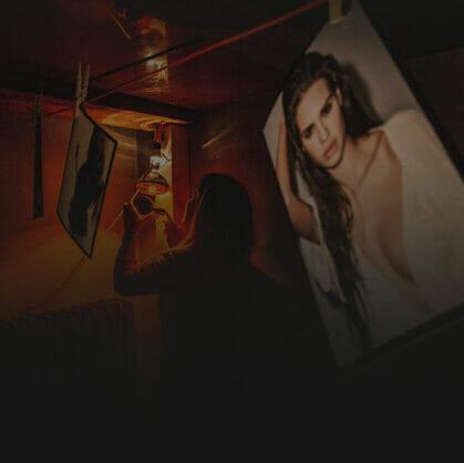 Előnézet a szabadulószoba Sötétkamra