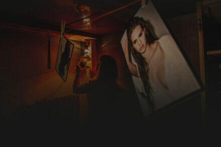 1. ábra a szabadulószoba Sötétkamra Budapest