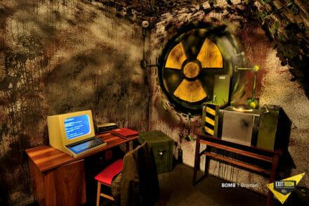 2. ábra a szabadulószoba A Bomba Budapest