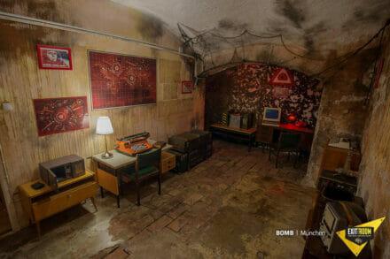 3. ábra a szabadulószoba A Bomba Budapest