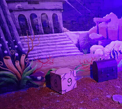 Main picture for escape room ATLANTIS
