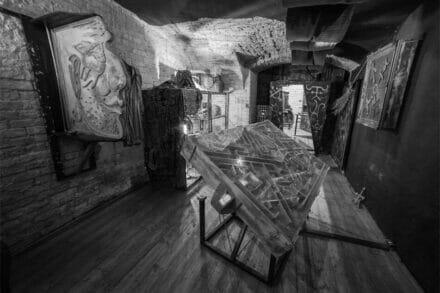 4. ábra a szabadulószoba Roxfort és a legendás állatok Budapest