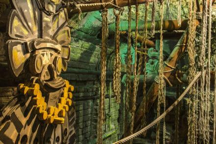 3. ábra a szabadulószoba A MAYA BIRODALOM Budapest