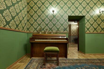 5. ábra a szabadulószoba MOZART NYOMÁBAN Budapest