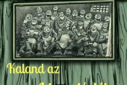 1. ábra a szabadulószoba Kaland az idegenlégióban Budapest