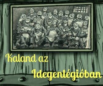 Előnézet a szabadulószoba Kaland az idegenlégióban