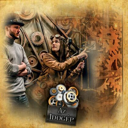 preview for escape room TIME MACHINE Budapest