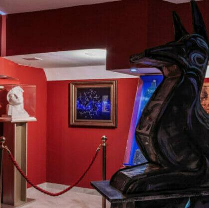 Előnézet a szabadulószoba Egyiptomi múzeum