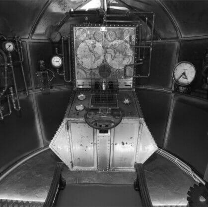 Main picture for escape room Secret of the Depth