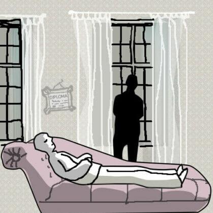 Előnézet a szabadulószoba A pszichológus szobája