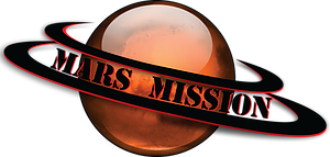 Logo: escape rooms Mars Mission Budapest