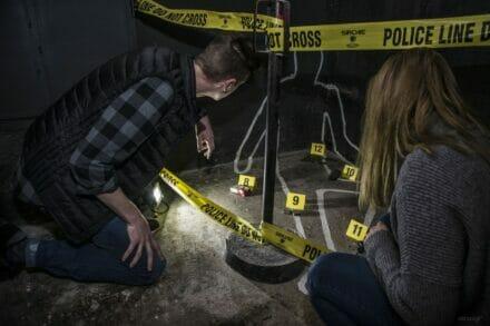 illustration 1 for escape room Serial Killer 3. Budapest