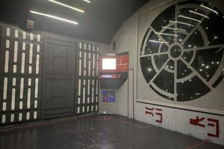 illustration 7 for escape room Star Wars rescue R2D2 Budapest
