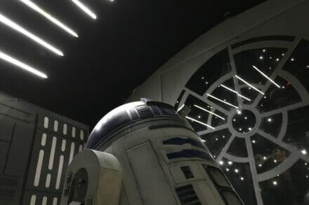 5. ábra a szabadulószoba Star Wars R2D2 kiszabadítása Budapest