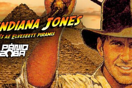 1. ábra a szabadulószoba Indiana Jones és az Elveszett Piramis Budapest