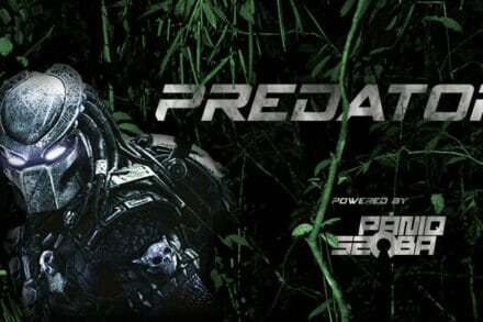 1. ábra a szabadulószoba Predator – Ragadozó Budapest