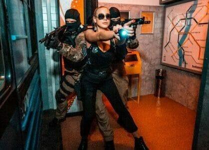 Main picture for escape room Metro