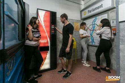 illustration 2 for escape room Metro Budapest