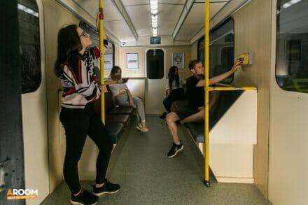 illustration 4 for escape room Metro Budapest
