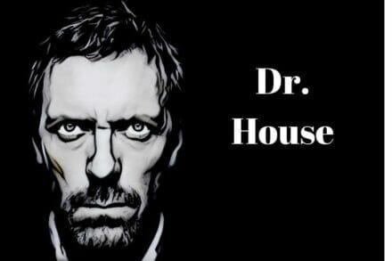 1. ábra a szabadulószoba Dr. House Budapest