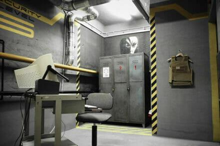 illustration 2 for escape room Chernobyl Budapest