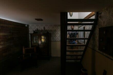 2. ábra a szabadulószoba Az Escobar Ház Budapest