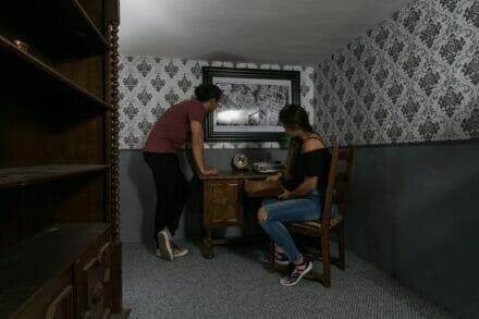 5. ábra a szabadulószoba Az Escobar Ház Budapest