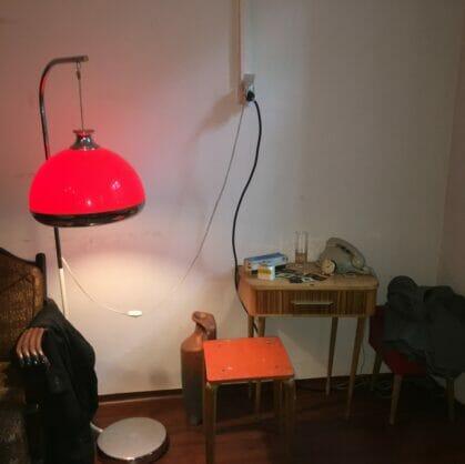 Előnézet a szabadulószoba Vörös szalon a szocialista nyomozójáték