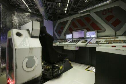 illustration 2 for escape room Spaceship Budapest