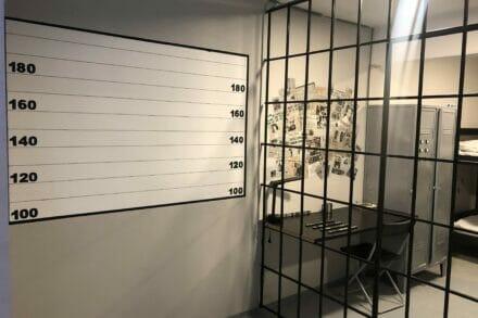 6. ábra a szabadulószoba Börtön Budapest