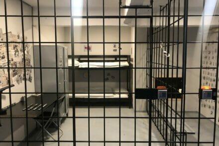 2. ábra a szabadulószoba Börtön Budapest