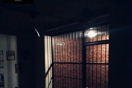 2. ábra a szabadulószoba Zsarucsapda Budapest