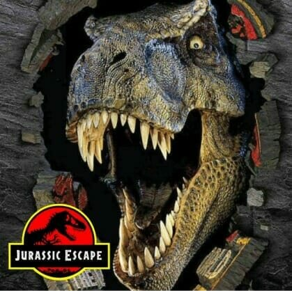 preview for escape room Jurassic Escape Budapest