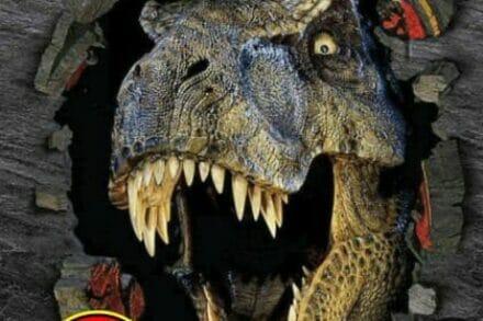 2. ábra a szabadulószoba Jurassic Escape Budapest