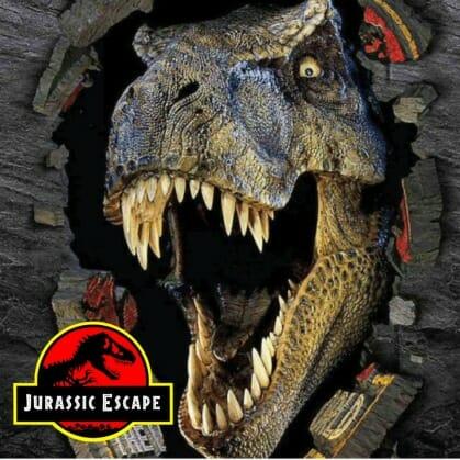 Előnézet a szabadulószoba Jurassic Escape