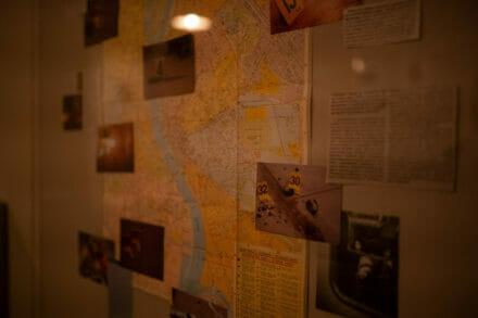 1. ábra a szabadulószoba Zsarucsapda Budapest