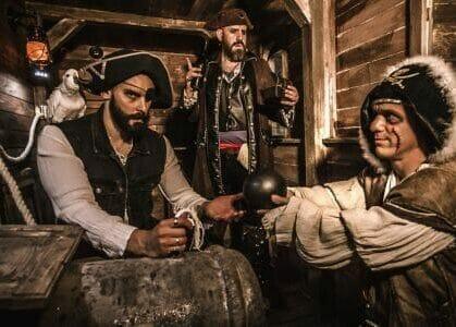 Main picture for escape room Pirate ship