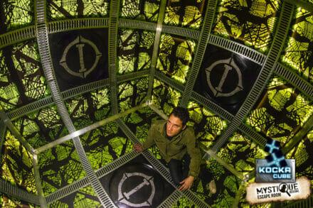 3. ábra a szabadulószoba Kocka Budapest